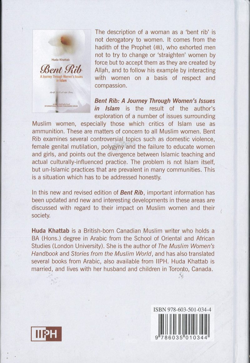 Bent Rib A Journey Through Women's Issues In Islam (2)