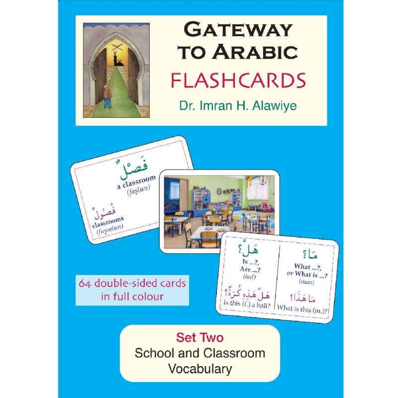 Gateway to Arabic Flashcards Set 2 (Anglo-Arabic Graphics)