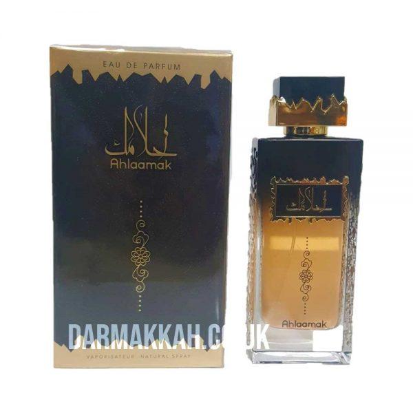 Ahlaamak EDP 100ml spray - عطر أحلامك